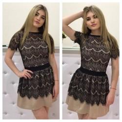 Платье Малибу