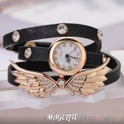 Часы крылья ангела