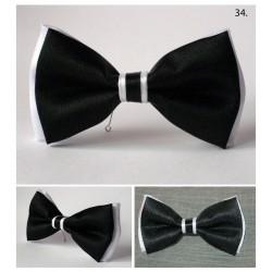 Бабочка галстук с костюмной ткани