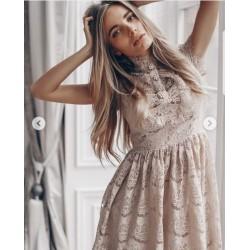 Платье кружевное Женевьева