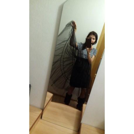 Платье Шани двойная пышность