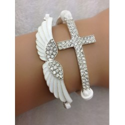 Браслет крылья ангела