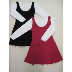 Платье школьница