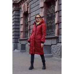 Курточка-пальто очень теплая